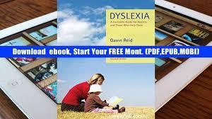 download dyslexia parents guide 2e reid for kindle dailymotion