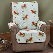 Quilted Recliner Covers Cardinal Quilted Furniture Protectors