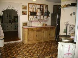 a country kitchen in epinal france the antique floor company