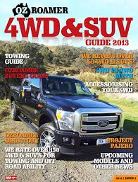 ozroamer 4wd u0026 suv buyers guide 2013 issue 2 by auto alliance