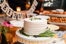 10 sweet single tier wedding cakes westchester weddings blog