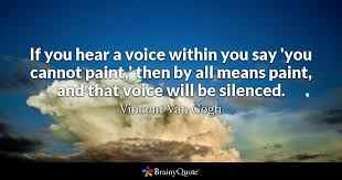 vincent van gogh quotes brainyquote