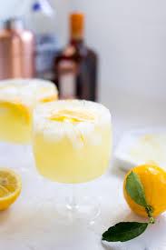 meyer lemon margaritas freutcake