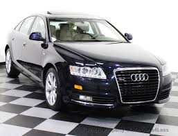 2010 used audi a6 certified a6 3 0t quattro premium plus awd sedan