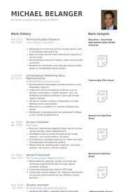 Sample Resume For Internal Auditor by Internal Auditor Cv Resume Business Man Resume
