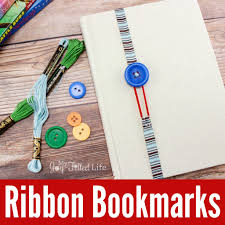 ribbon bookmarks simple ribbon bookmarks my filled