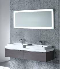 Backlit Bathroom Mirror by Backlit Bathroom Mirror For Sale Wall Mirror Image Of Lighted