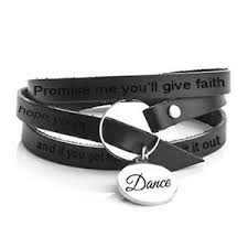 Customized Engraved Bracelets Personalized Leather Bracelets Engraved Leather Bracelets