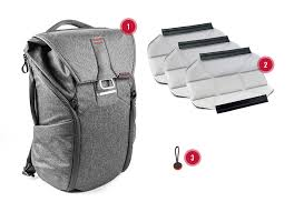 Most Comfortable Camera Backpack Everyday Backpack Peak Design