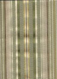 kent stripe custom tier curtains in grass color stripes of green