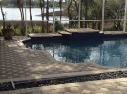 Patio Interlocking Tiles by Interlocking Pool Deck Tampa Pool Patio Interlocking Pavers
