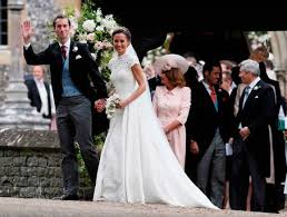 Englefield Berkshire In Pictures Pippa Middleton Weds James Matthews In Lavish