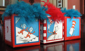 dr seuss centerpieces host a read across america party costumes
