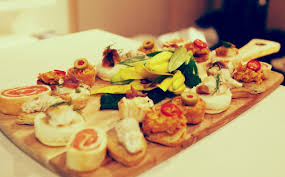 canapés caterers for corporate and private events and wedding