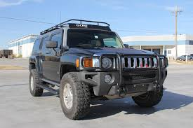 humvee side view wts 2007 hummer h3 priced low 76k mi tan leather luxury 4x4
