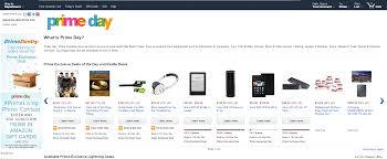 black friday amazon image despite primedayfail complaints amazon says prime day was better