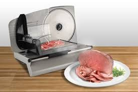table top meat slicer slice meat cheese prosciutto and gourmet deli meats like a pro