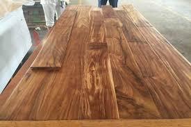 tobacco road scraped golden acacia hardwood flooring home