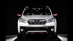 subaru white forester 2019 subaru forester xt changes youtube
