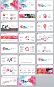 annual report ppt template 23 colorful business report powerpoint templates the highest