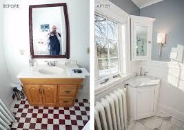 1920 bathroom medicine cabinet the big reveal final photos of bathrooms in a 1920 craftsman