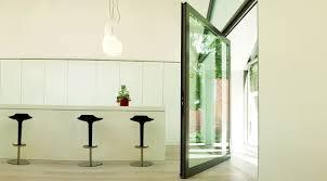 glass door pivot aluminium pivot doors luxal