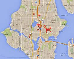 Discovery Park Seattle Map by Cliff Mass Weather And Climate Blog Thunderfest Over Western