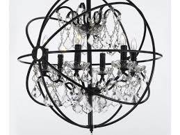 chandelier ideas cool chandeliers lowes drum light orb