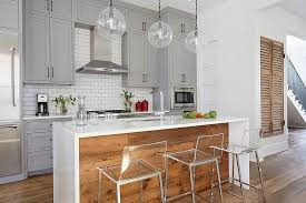 add your kitchen with kitchen island with stools midcityeast 20 gorgeous ways to add reclaimed wood your kitchen contemporary