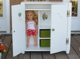 18 inch doll storage cabinet best american dresser126 closet 18 inch doll clothes wardrobe