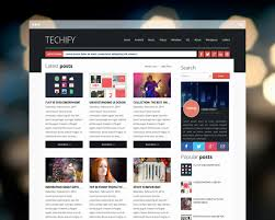 10 best free newspaper templates for blogger template zone
