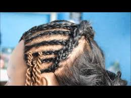 how to pretwist hair crochet braids pre twisted hair tutorial youtube protective
