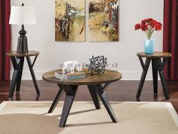 three piece table set occasional table sets that will make your living room