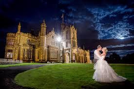 Wedding Locations Allerton Castle Castle Weddings Yorkshire