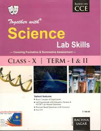 rachna sagar together with science lab manual with cd for class 10