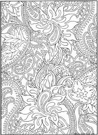 pattern mandala flowers coloring pages free