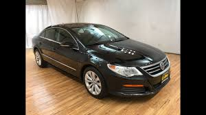 2011 volkswagen cc sport leather media screen carvision youtube