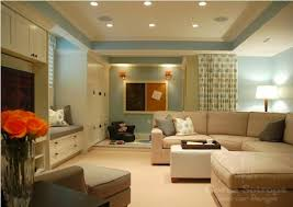 Paint Colors For A Basement Family Room - Paint family room