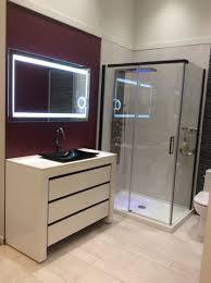 backlit bathroom vanity mirror backlit bathroom vanity mirrors home