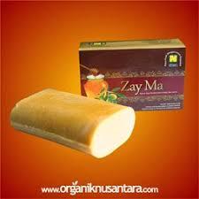 Sabun Zayma zayma plus madu dan zaytun organik nusantara