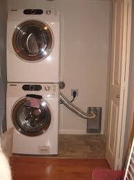 Decor For Laundry Room by Interior Design Modern Stackable Washer Dryer For Your Laundry