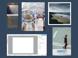 how to make an online brochure brochure maker design brochures