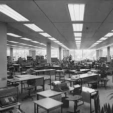 open floor plan office space the origin of cubicles and the open plan office scientific american