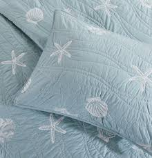 amazon com coastal beach house starfish seashell 100 cotton
