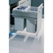 poubelle pour meuble de cuisine meuble cache poubelle cuisine beautiful meuble cache poubelle