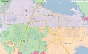 Fort Wayne Zip Code Map by Where To Live In Central Florida Lake Mary Or Sanford