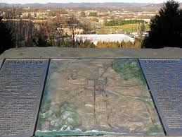 Map Of Franklin Tennessee by Winstead Hill Battle Of Franklin Map And Overlook Winstead U2026 Flickr