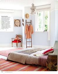 Boho Chic Bedrooms Bedroom Boho Chic Bedroom With Rattan Ceiling Small Space