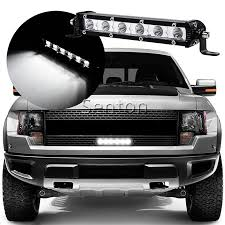 automotive led light bars car led light bar 12v driving fog l for renault kadjar koleos