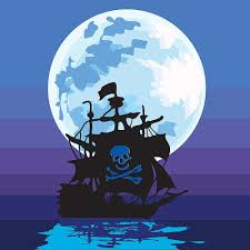 pirate wall decals totally kids totally bedrooms kids bedroom pirate wall murals